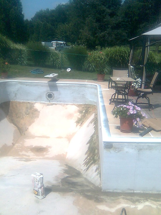 Renovation Project #7 by Buchmyers Pools
