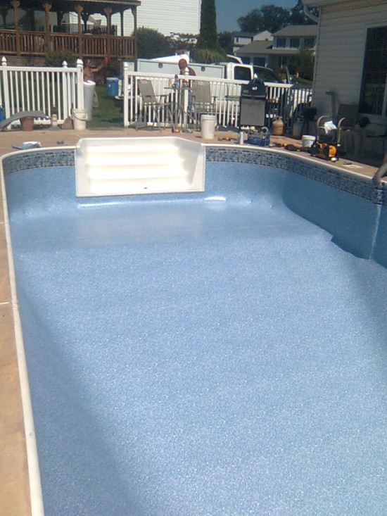 Renovation Project #1 by Buchmyers Pools