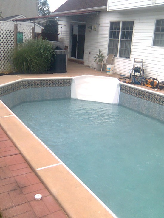 Renovation Project #2 by Buchmyers Pools