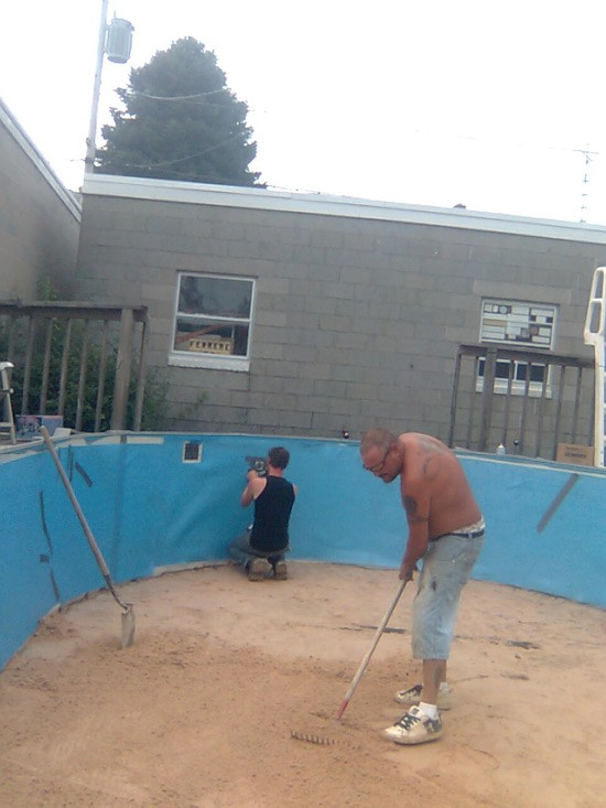 Renovation Project #5 by Buchmyers Pools