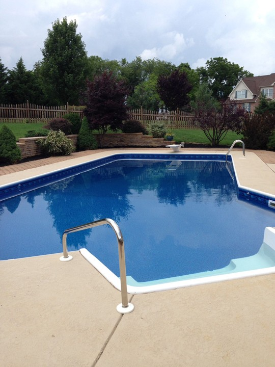 Renovation Project #10 by Buchmyers Pools