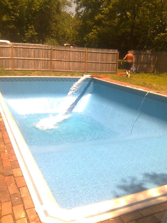 Renovation Project #3 by Buchmyers Pools