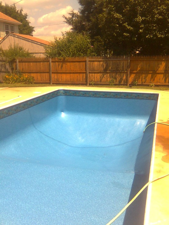 Renovation Project #4 by Buchmyers Pools