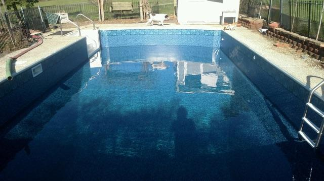 Renovation Project #9 by Buchmyers Pools