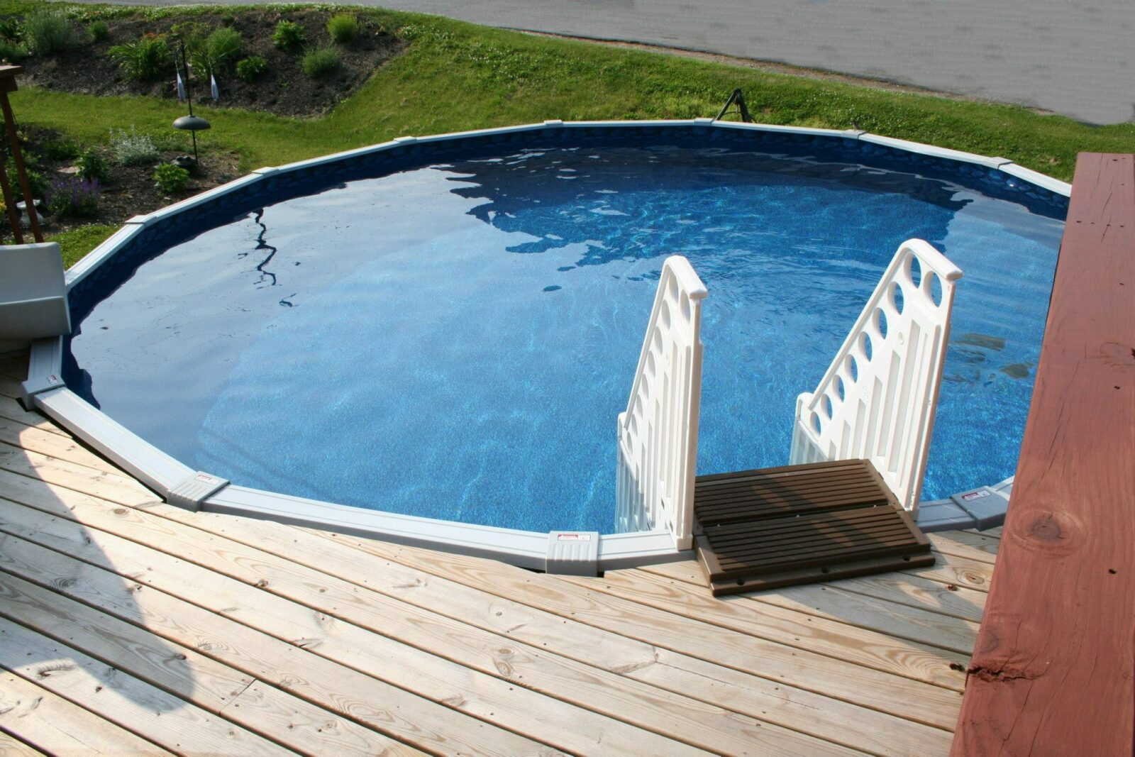 Above Ground Pools #011 By Buchmyer's Pools