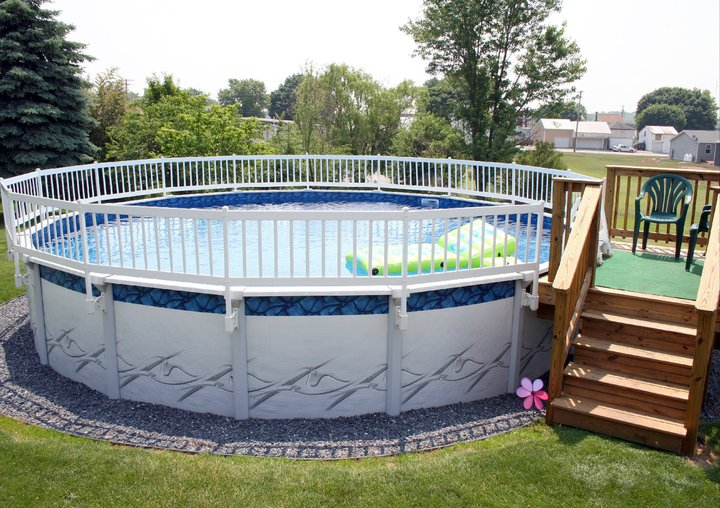Above Ground Pools #013 By Buchmyer's Pools