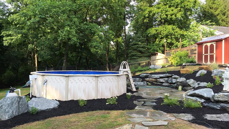Above Ground Pools #016 By Buchmyer's Pools