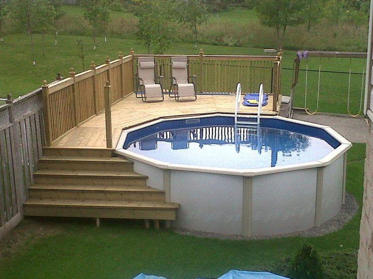 Above Ground Pools #018 By Buchmyer's Pools