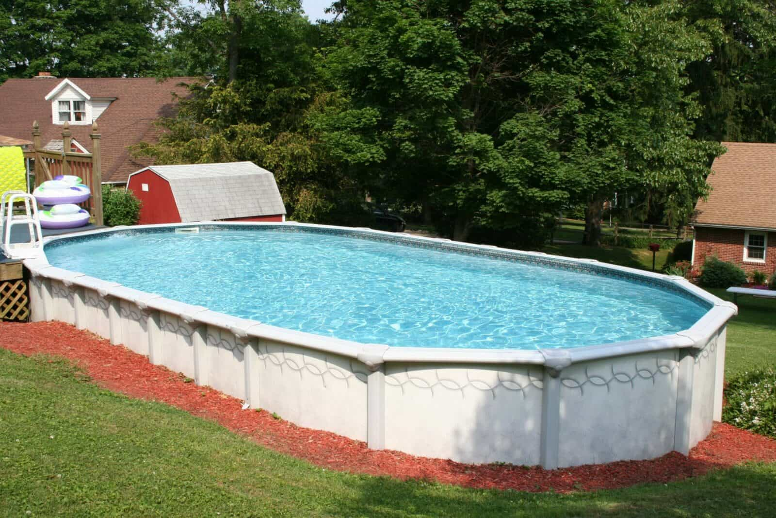 New Pool Section Photo