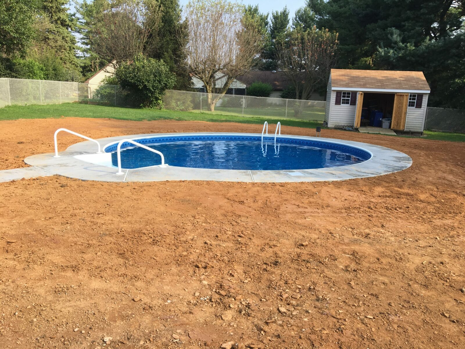 Optimum Hybrid Pools #006 By Buchmyer's Pools