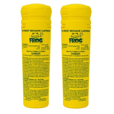 Spa Frog Chemicals