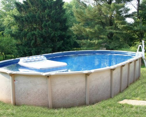 Above Ground Pools #010 By Buchmyer's Pools